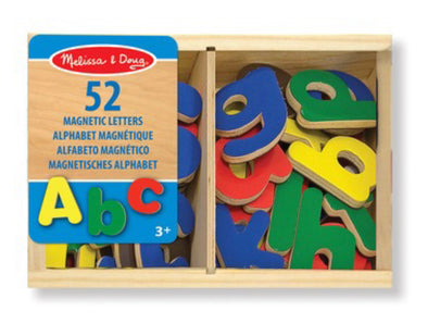 Melissa and Doug- Wooden ABC
