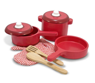 Melissa and Doug - Kitchen Accessory Set