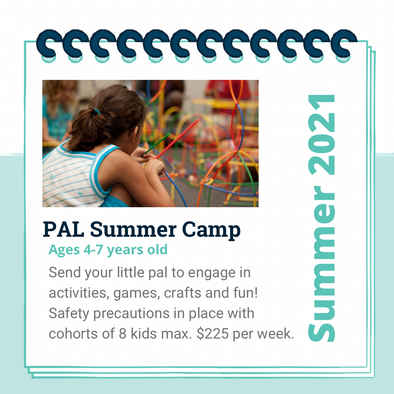 PAL Summer Camp 2021