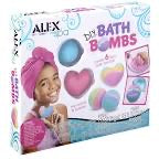 Alex Spa DIY Bath Bomb