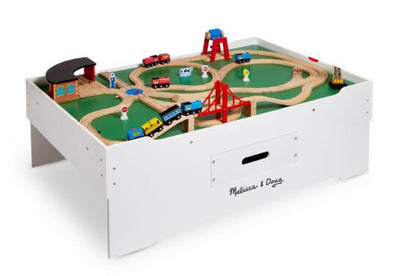 Preorder- Melissa And Doug- Train Table
