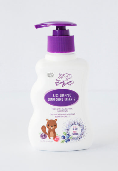Green Beaver Junior Beaver Gentle Shampoo