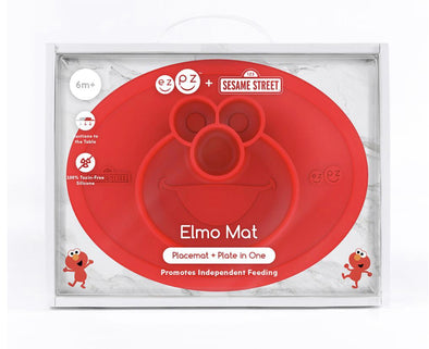EZPZ Limited Edition Elmo Mat