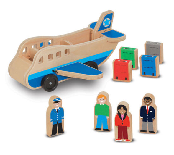 Melissa and Doug Airplane