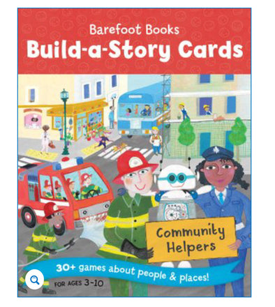 Barefoot Books Build a Story Card Set