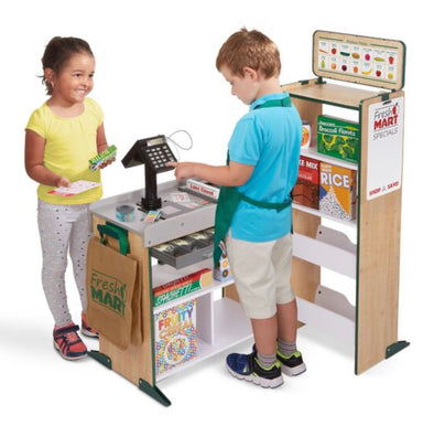 Preorder-Melissa and Doug Preorder- Fresh Mart Grocery Store