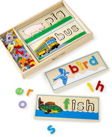 Melissa and Doug- See and Spell Learning