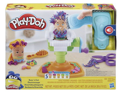 Play-Doh Buzz and Cut Set
