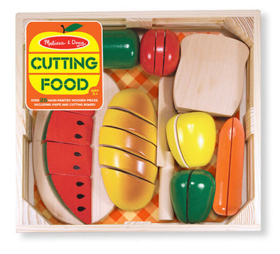 Melissa and Doug Cutting Food Set