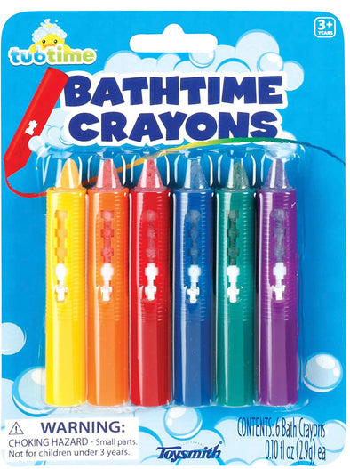 Bath time Crayons