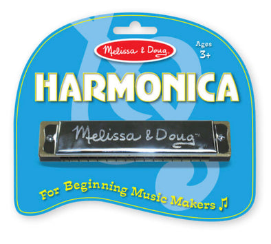 Melissa and Doug- Harmonica