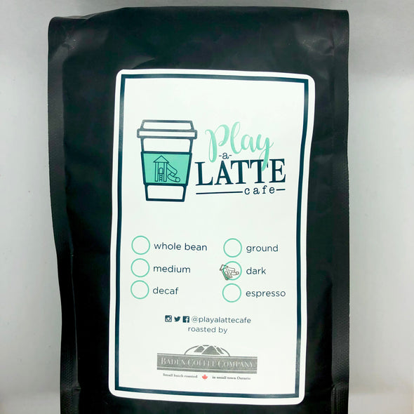 Play-A-Latte Coffee Beans