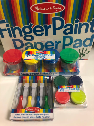 Melissa and Doug Paint Set