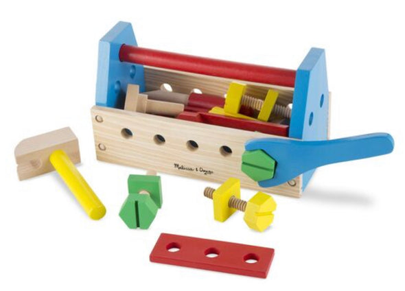 Melissa and Doug - Take Along Toolkit Wooden Toy