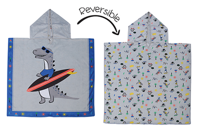 Reversible Beach Cover Ups