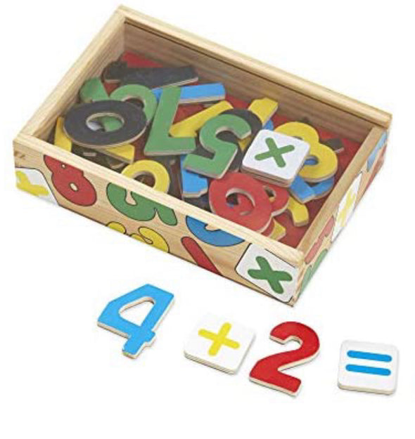 Melissa and Doug- Number Magnets