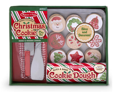 Melissa and Doug- Christmas Cookie set