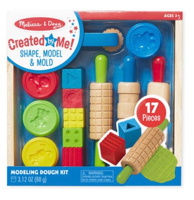 Preorder- Melissa and Doug- Model Clay Kit