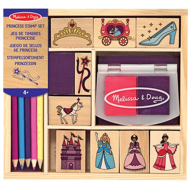 Melissa and Doug -  Princess Stamp Sept