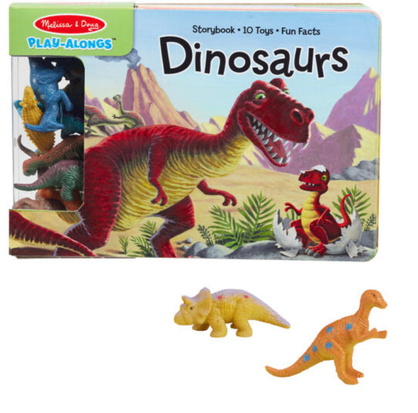 Dinosaur Play Along Storybook