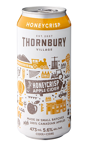 Thornbury Village Honey Crisp Apple Cider