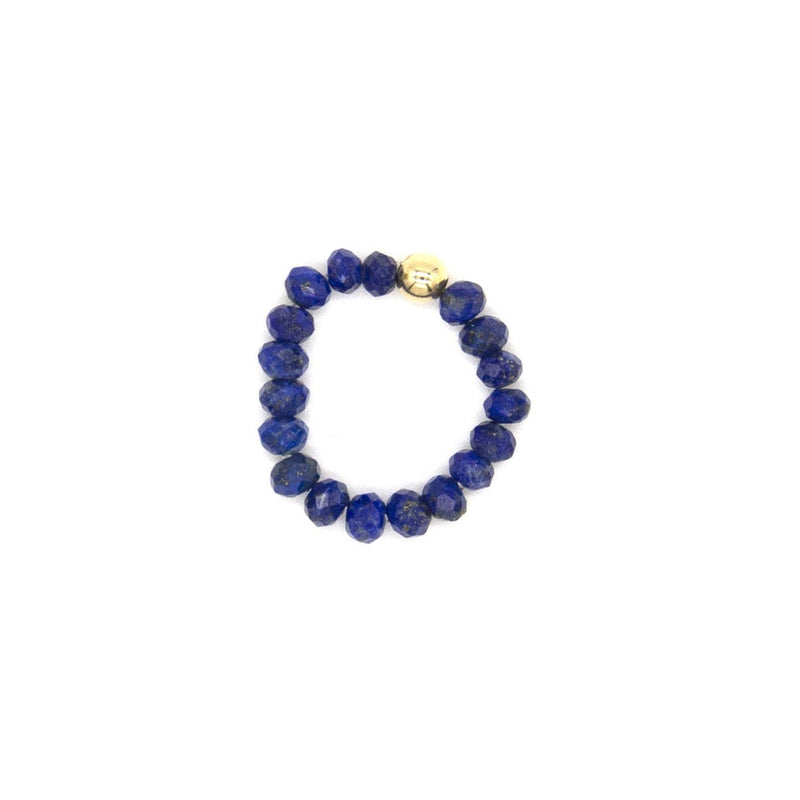 3mm Lapis Ring