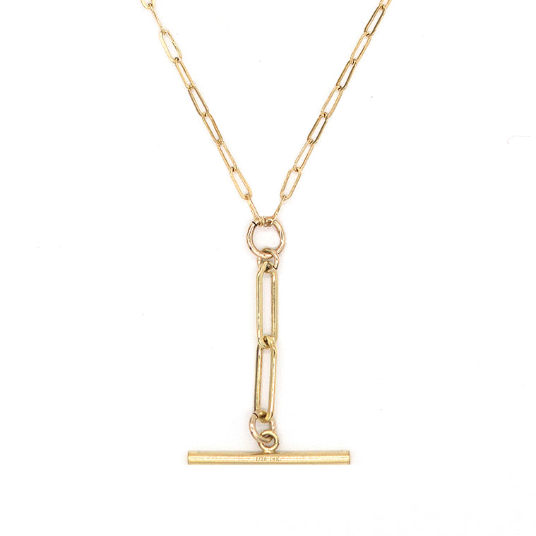 T Bar Necklace