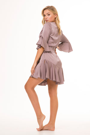 Bliss Short Robe