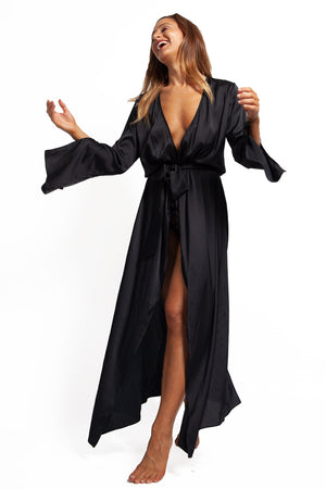 Long Haze Robe