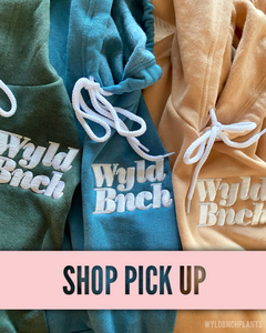 Wyldbnch Limited Edition Winter Hoodie **Shop Pick Up**