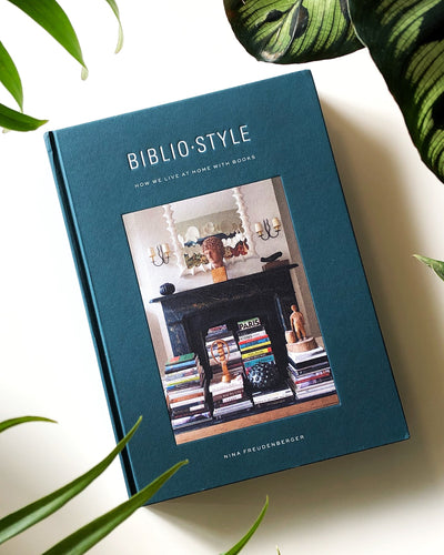 Biblio Style: How We Live at Home with Books