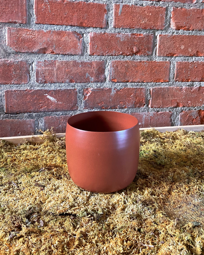 110 Planter in Bark by Lightly