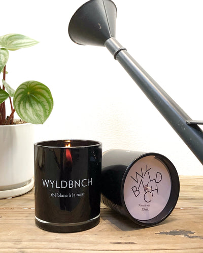 The WYLDBNCH Candle