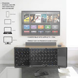 #1 Mini Foldable Touch 3.0 Bluetooth Keyboard - E-Silvar Store