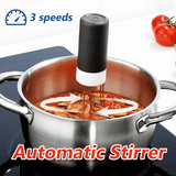 3-Speed Automatic Sauce Stirrer - E-Silvar Store