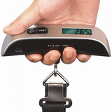 DIGITAL LUGGAGE SCALE - E-Silvar Store