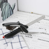 CLEVER SCISSORS CUTTER 2 IN 1 - E-Silvar Store