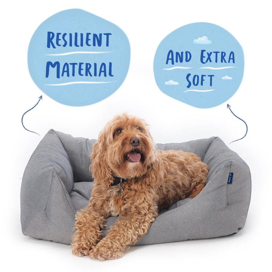 Adriatic - Eco Dog Bed (Nest)