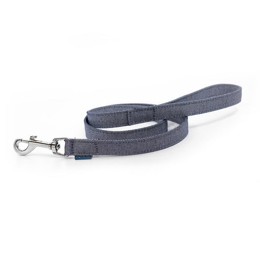 Blue white ecofriendly dog leash project blu bengal