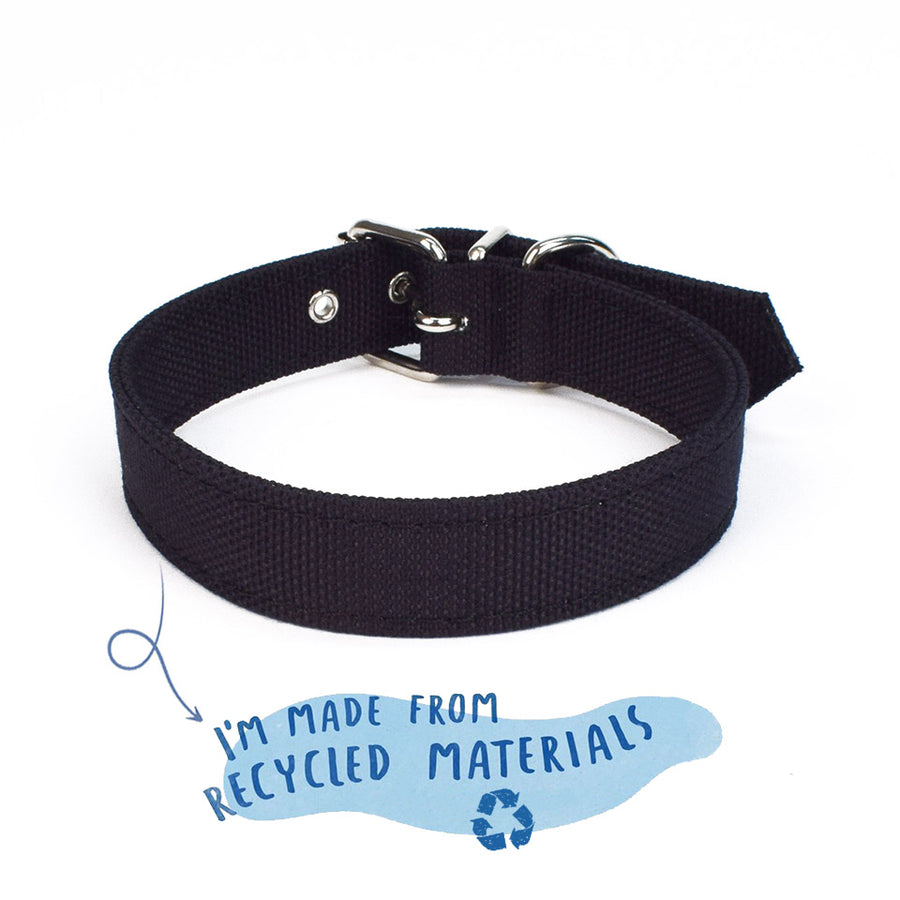 Elbe - Eco dog collar