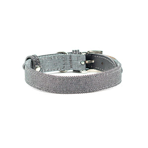 Madison - Eleather Dog Collar