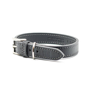 Malibu - Eleather Dog Collar
