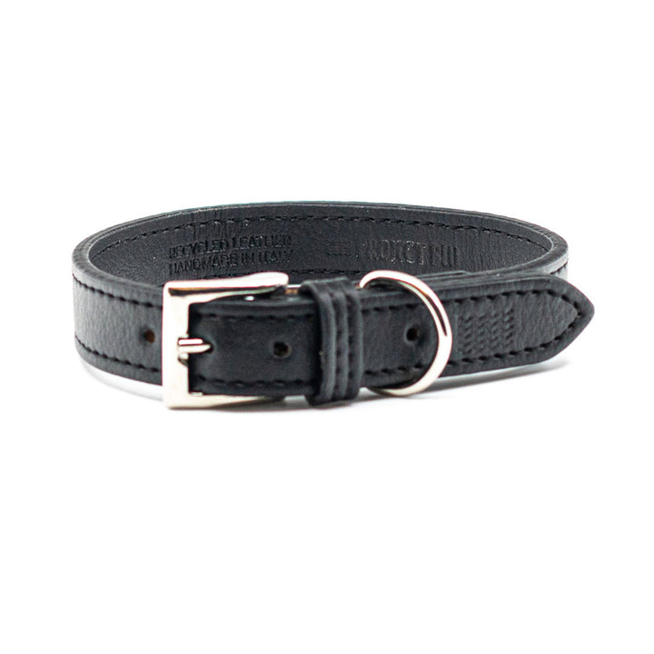 Black Eco Friendly Dog Collar