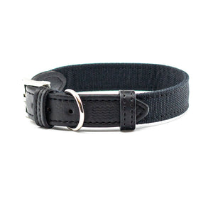 Santorini - Eleather Dog Collar