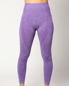 True Seamless Purple High Waisted Leggings