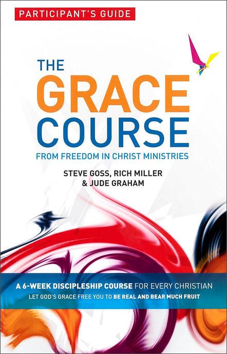 GRACE COURSE WORKBOOK