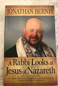RABBI LOOKS AT JESUS OF NAZARETH