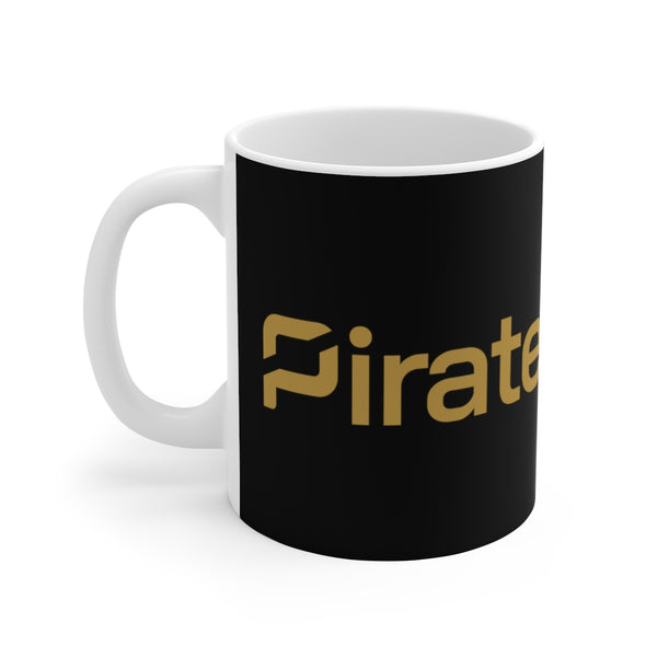 Pirate Skull Mug | Crypto-Mob