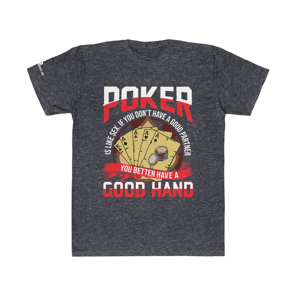 Poker Good Hand | Crypto-Mob