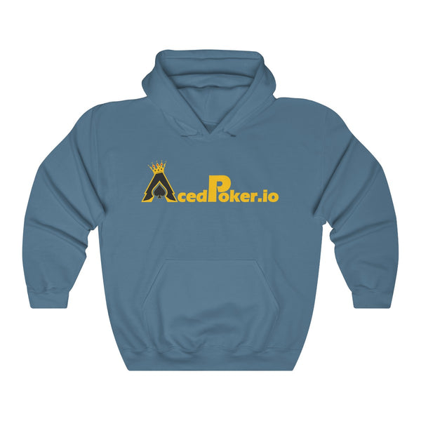 Acedpoker.io | Hooded Sweatshirt
